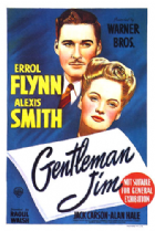 Gentleman Jim 1942 DVD - Errol Flynn / Alexis Smith